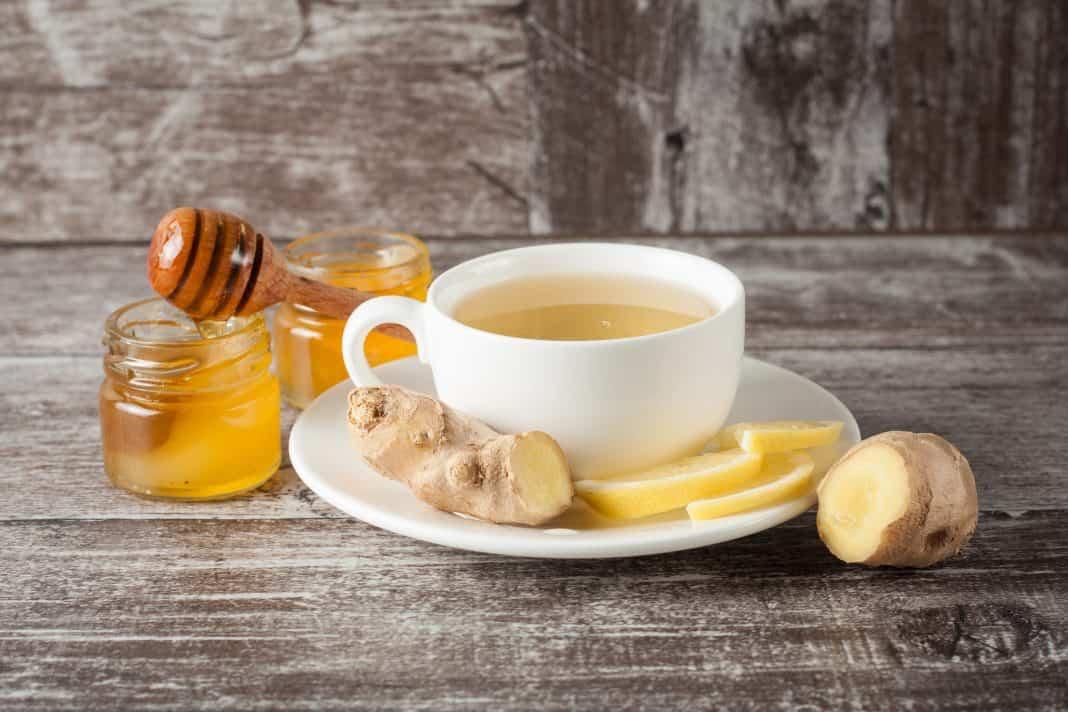 Ginger and Honey Tea Recipe