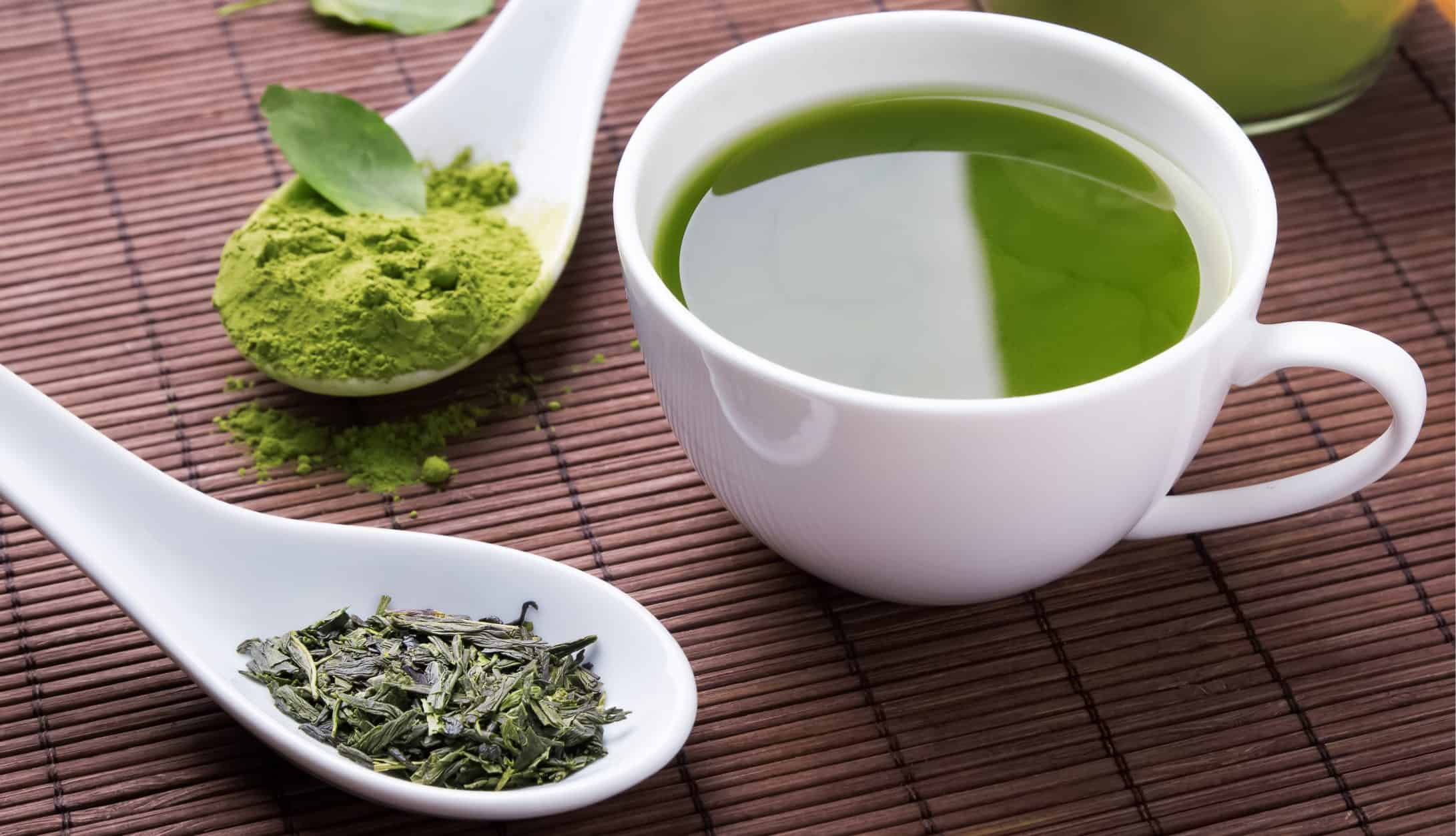 Caffeine in Green Tea