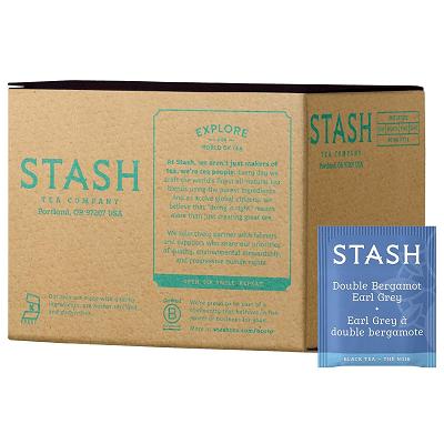 STASH—Tea Double Bergamot Earl Grey Tea