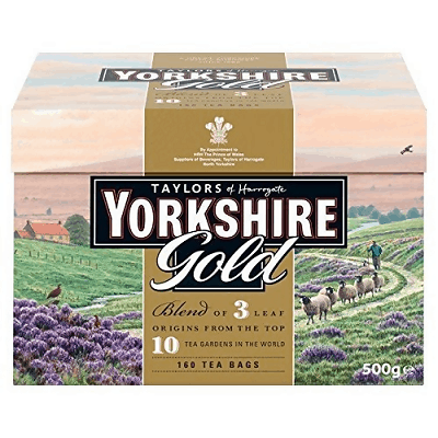 Taylors of Harrogate Yorkshire Gold