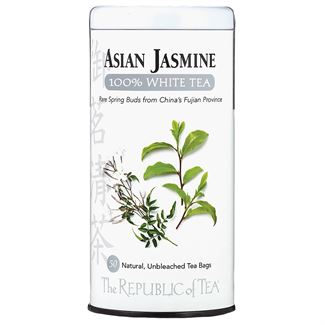 The Republic of Tea Jasmine White Tea