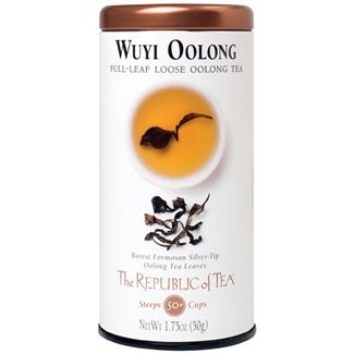 The Republic of Tea Wuyi Full- Leaf Oolong