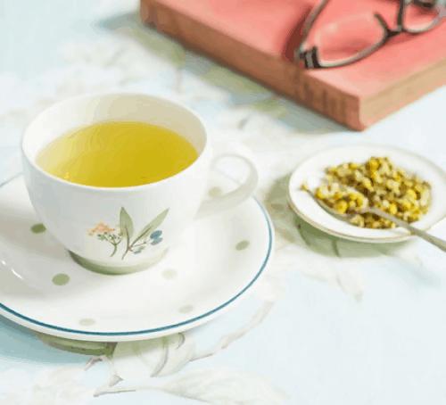 Camomile Tea with Honey Recipe