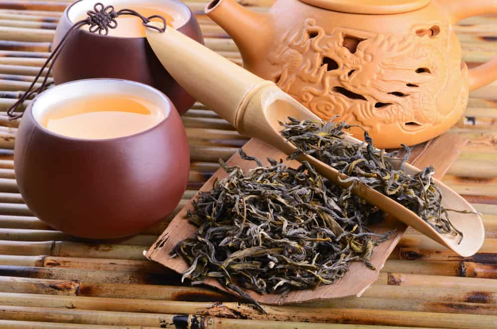what does oolong taste like
