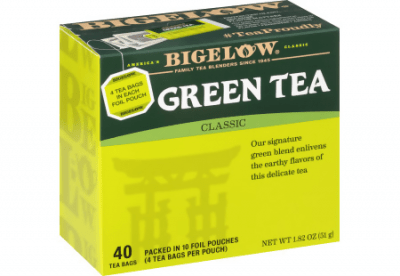 Bigelow Classic Green Tea - best tea for weight loss