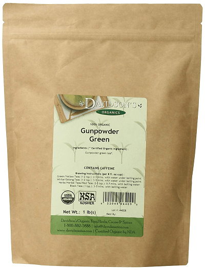 Davidson's Tea Bulk - Best to Brew with Kombucha
