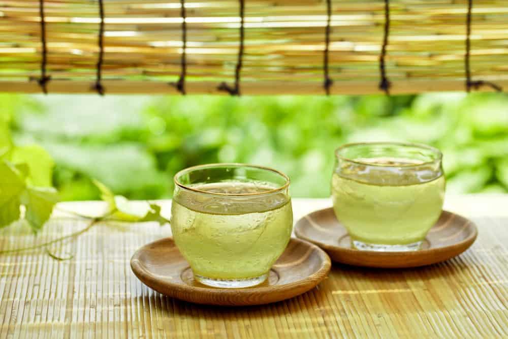 Drink of summer in Japan