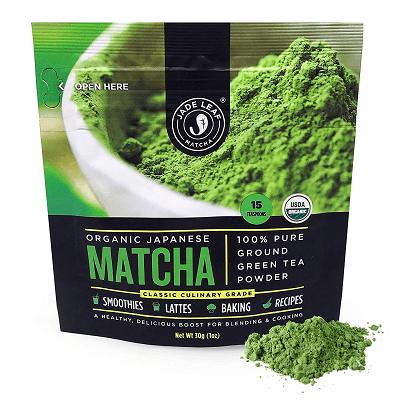 Jade Leaf Matcha Green Tea -Best cheap matcha