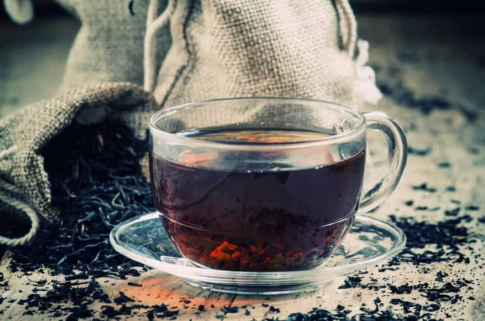 Black Tea Caffeine