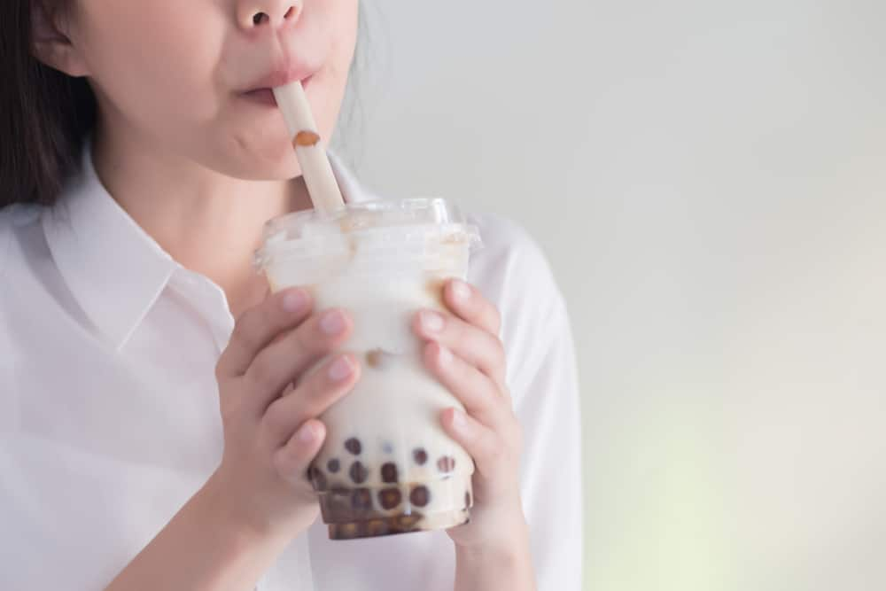 Calories in Bubble Tea