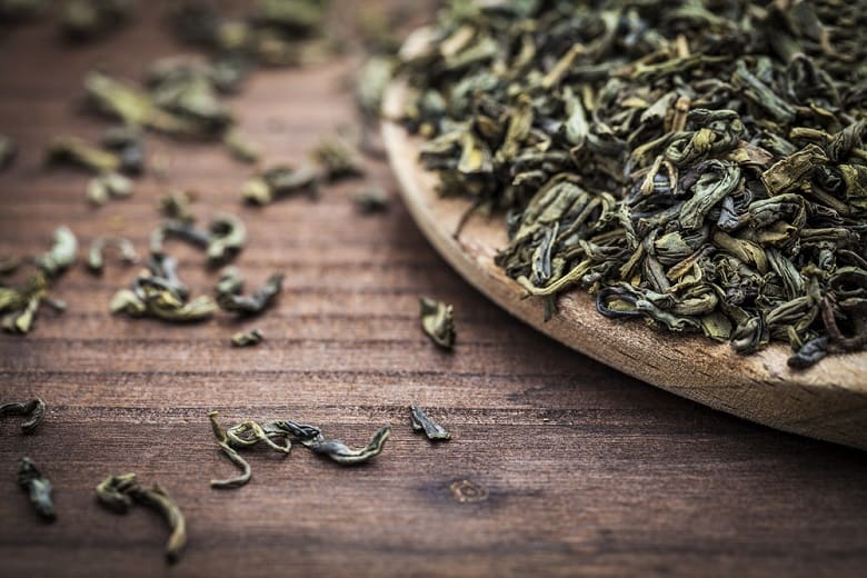 Chinese Green Teas
