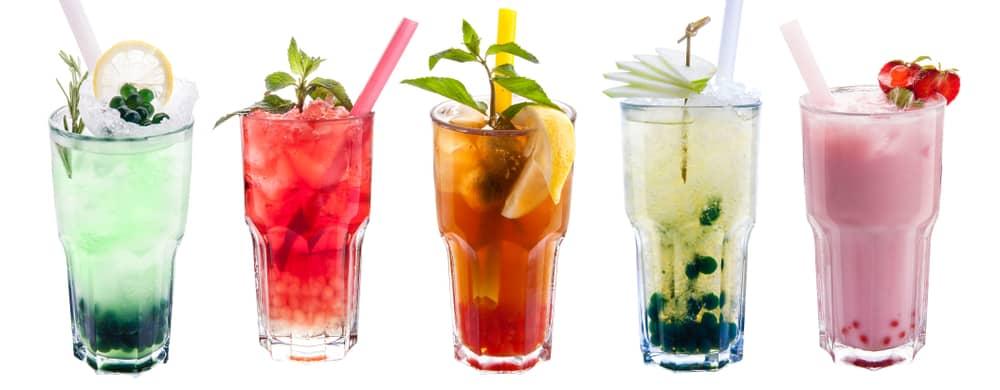 Healthy Alternative to bubble tea