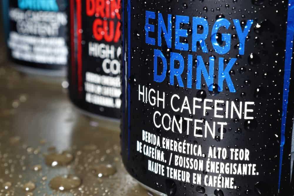 high caffeine