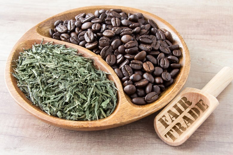 Caffeine Tea-Based Jasmine Tea Blend
