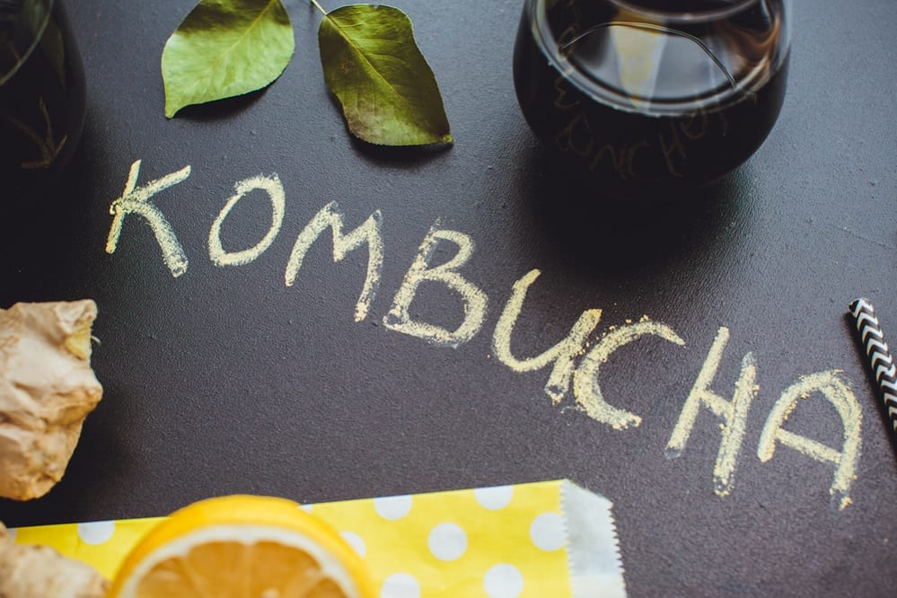Green Tea Kombucha Recipe
