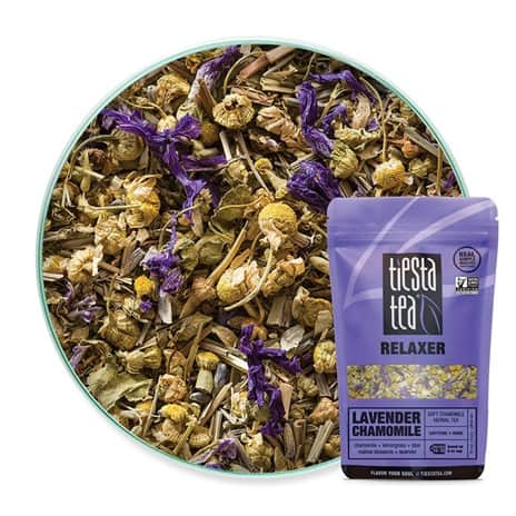 Tiesta Tea RELAXER—LAVENDER CHAMOMILE