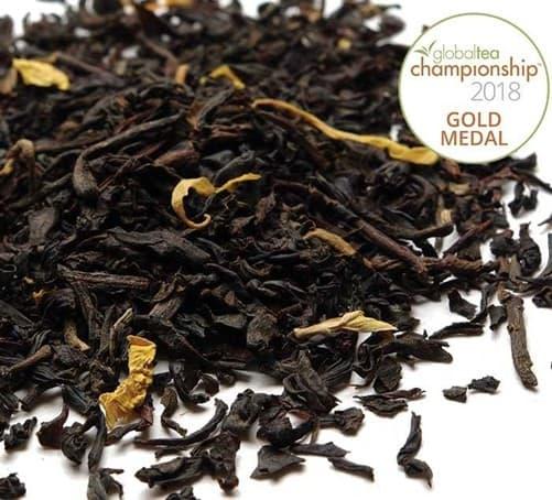 The Tea Spot—BOLDER BREAKFAST PU'ERH TEA
