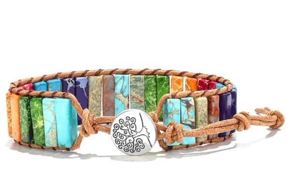 Colorful And Nature Inspired Bracelet