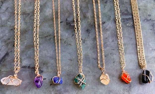 Unique And Personalized Chakra Necklaces For Men And Women