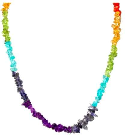 Colorful And Playful Chakra Necklace