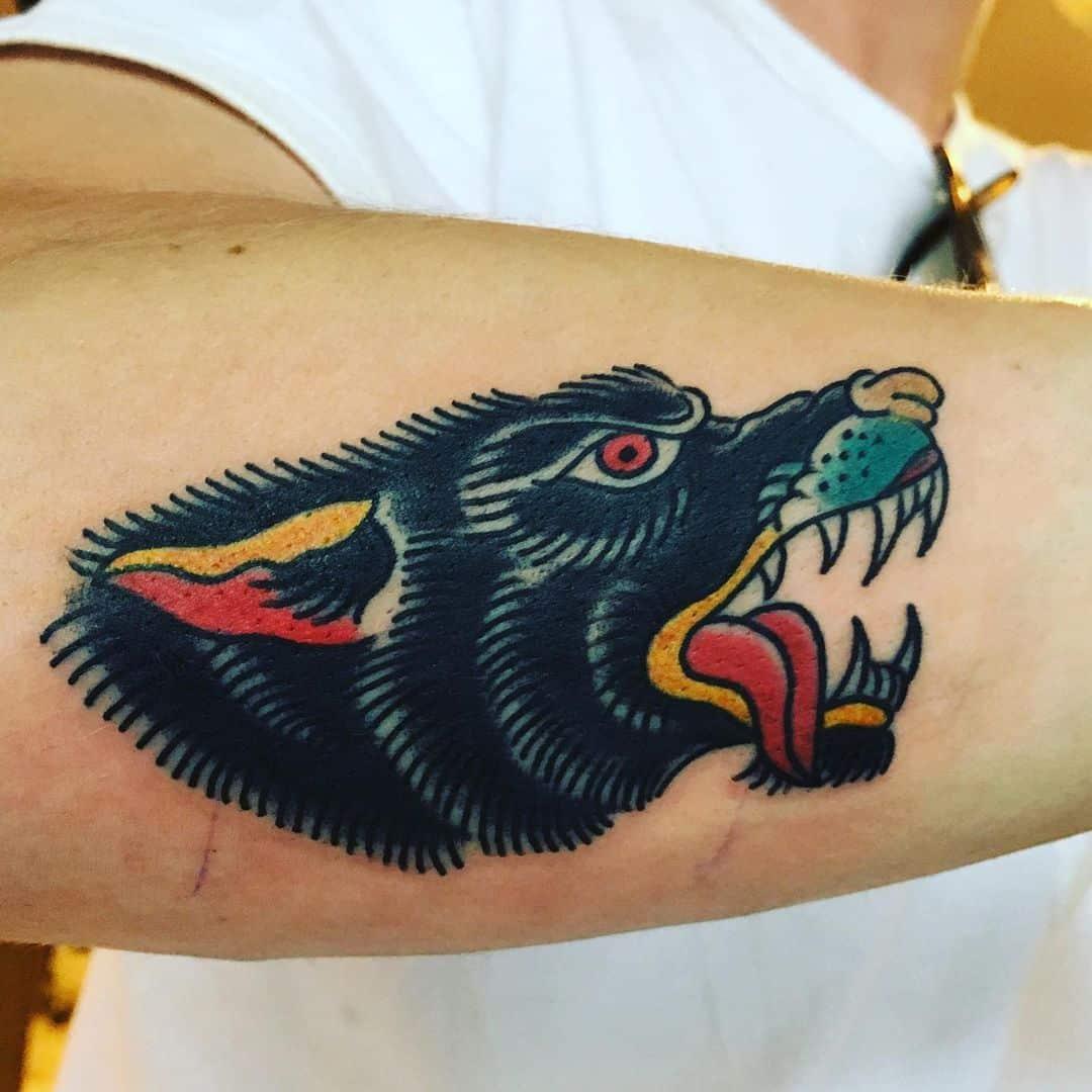 Animal tattoos 13