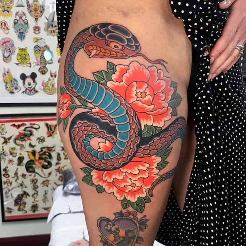 Animal tattoos 3