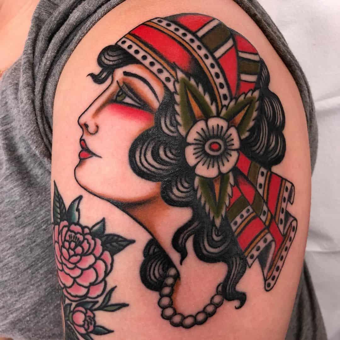 Gypsy woman 2