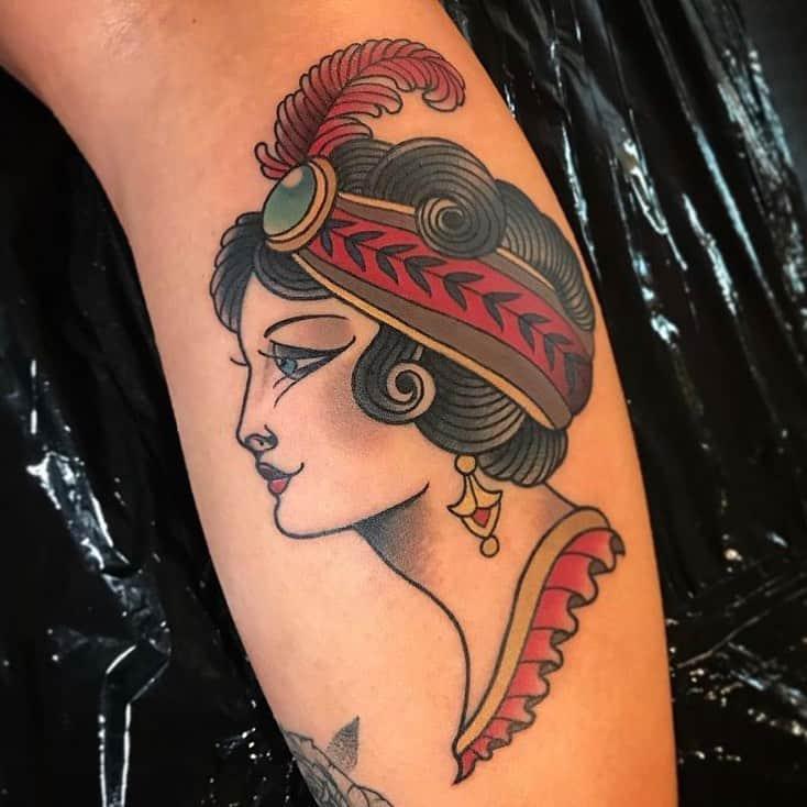Gypsy woman 3