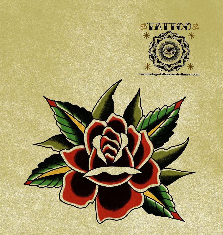 Vintage tattoo flash 2