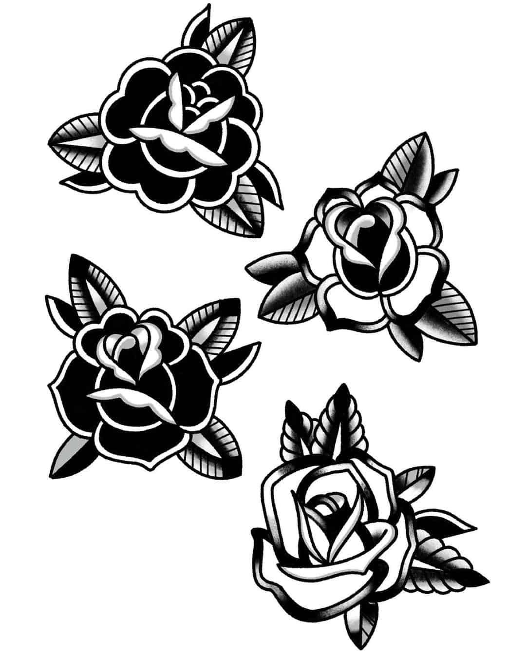 Vintage tattoo flash 4