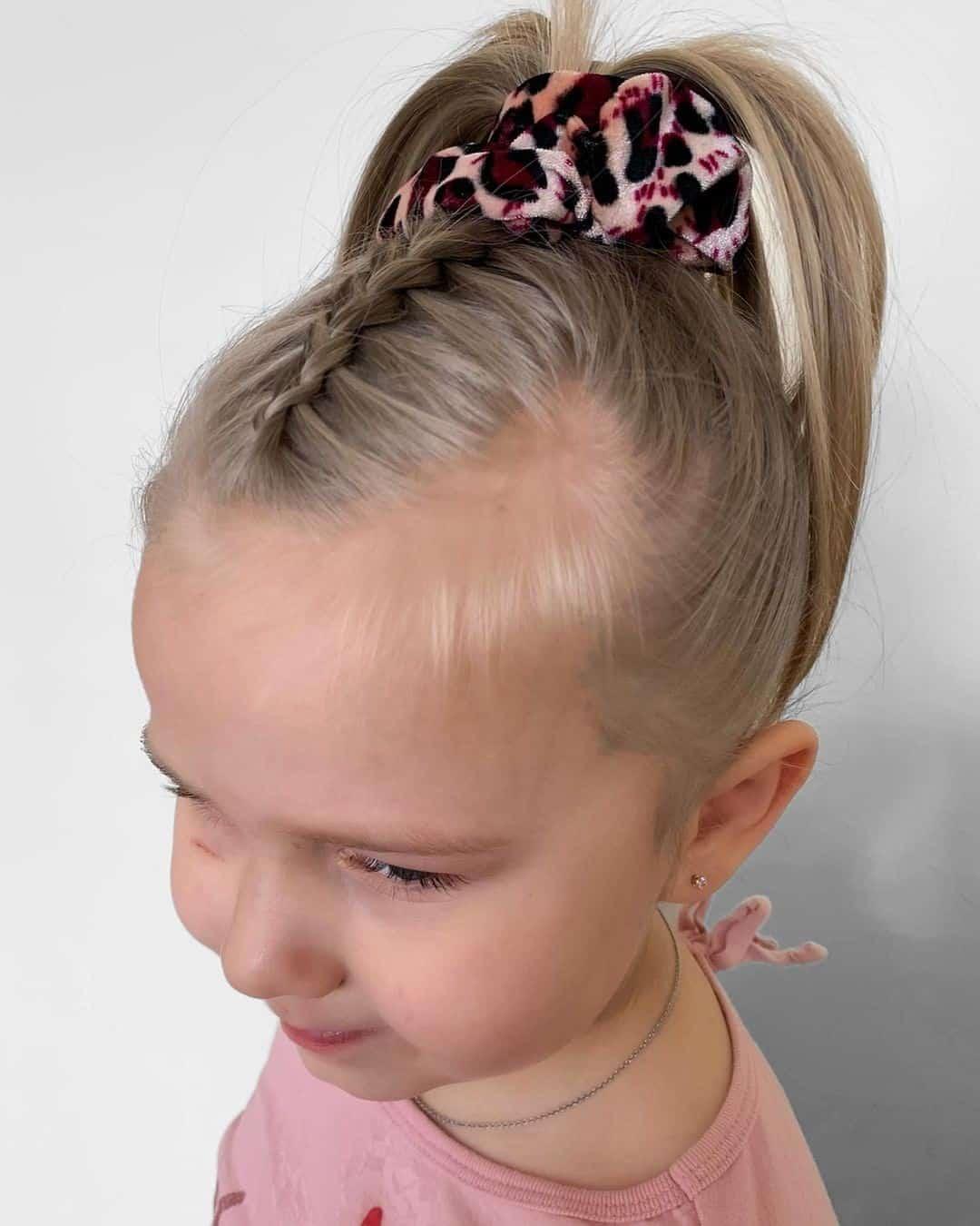 Cute Little Girl Haircuts Braid Idea