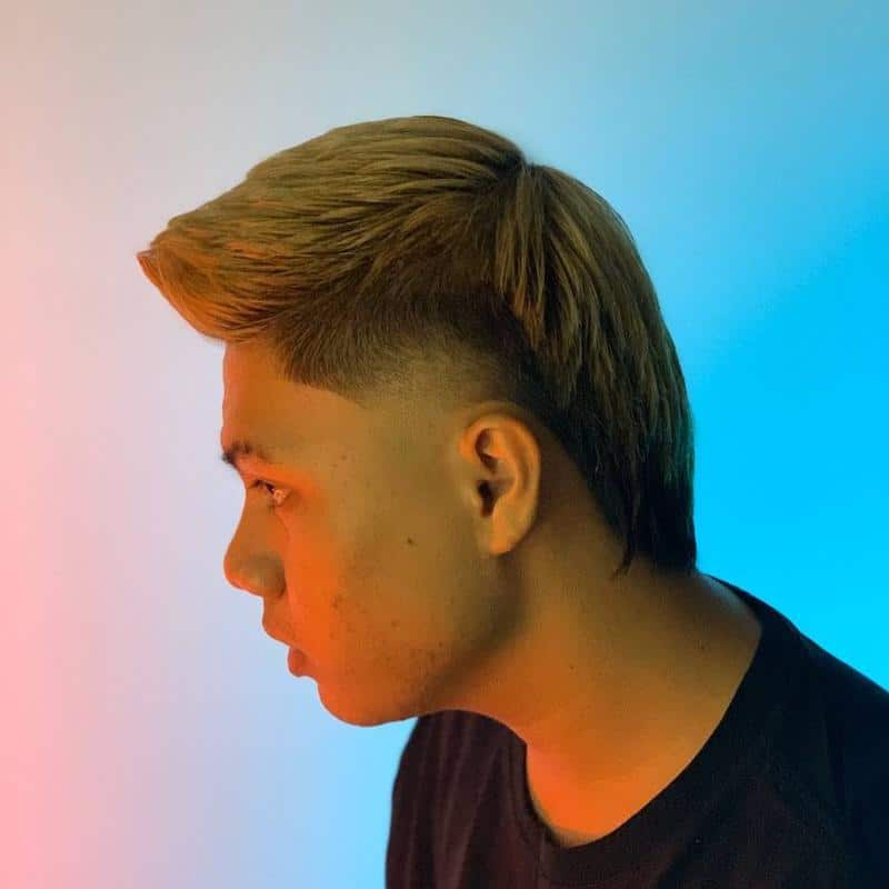 Faux Hawk Hairstyles for Receding Hairline 2