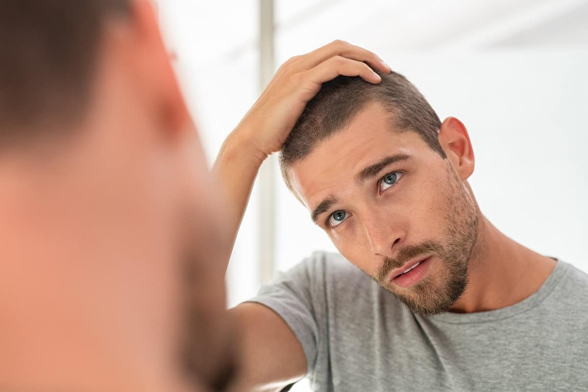 Hairstyles for Receding Hairlines