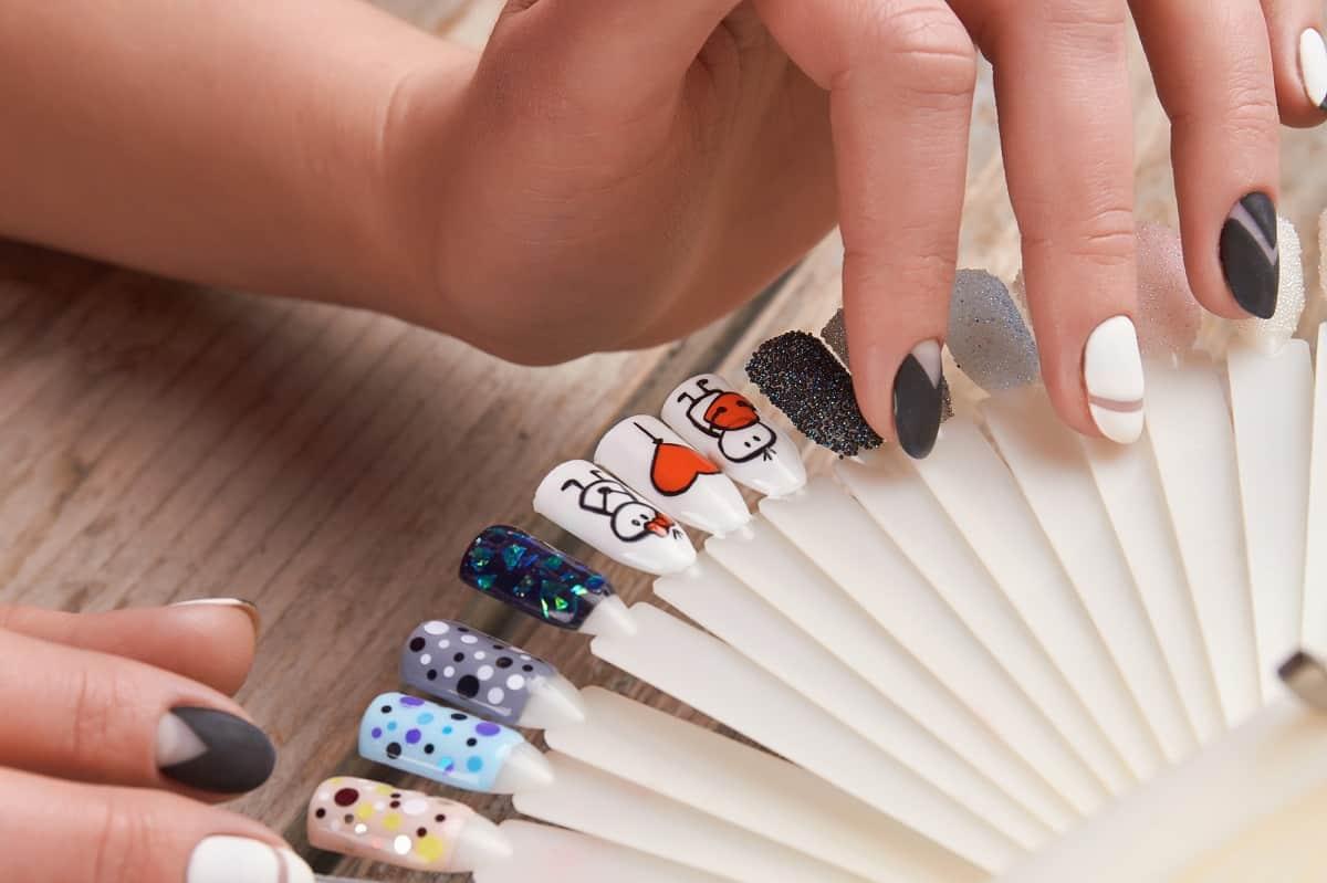 Matte Nail Design Ideas