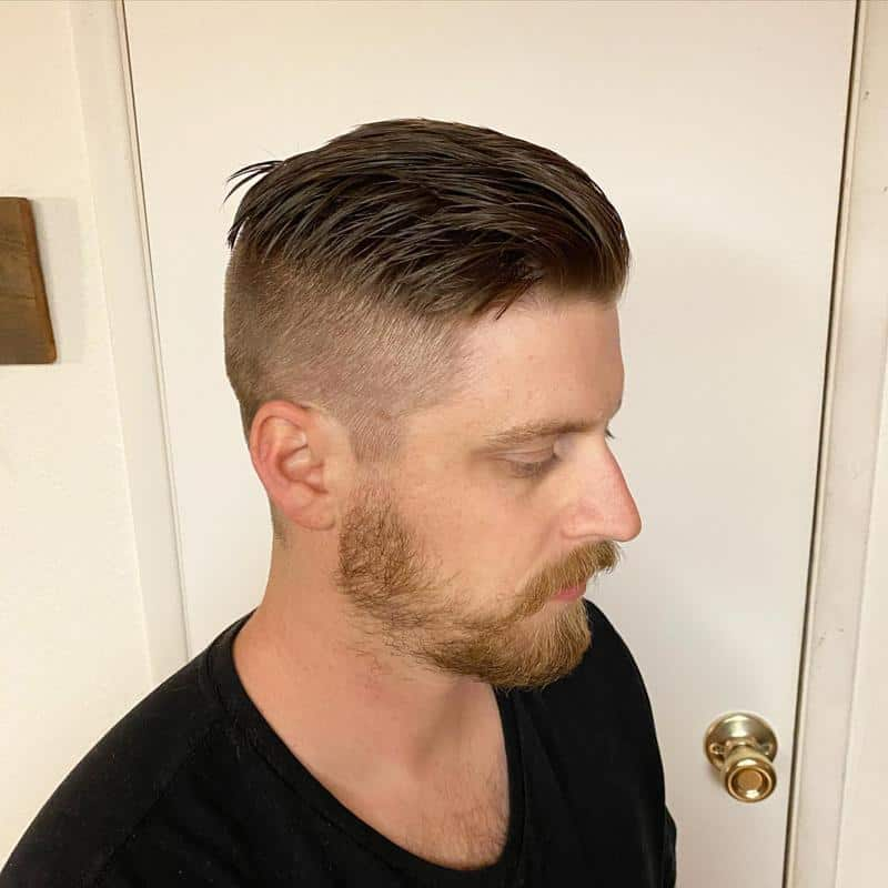 Undercut Hairstyles for Receding Hairline 1
